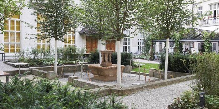Tanner Gartenbau AG, Zürich